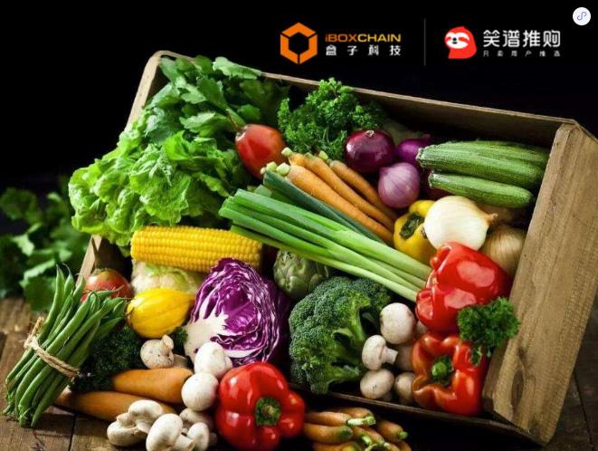 新鲜蔬菜直送到家,盒子科技笑谱携手上海建行爱心助农